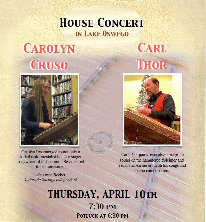 Carl Carolyn 41014